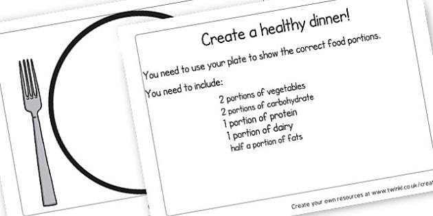 Healthy Eating Activity - KS2 You'll Love Healthy Eating Primary Resources, Health, Food