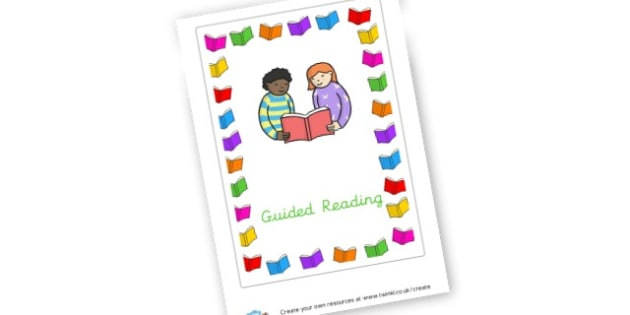 Guided Reading Sign - Assessment Focused Guided Reading Primary Resources, AF Reading