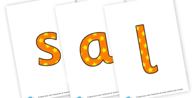 Sales - display lettering - Display Lettering Primary Resources, cut out, letters, display