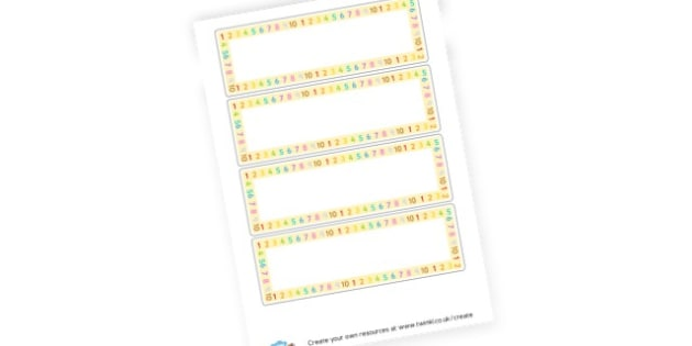 Number Area cards - Maths Primary Resources, maths games, numbers, counting, money, NUMRCEY
