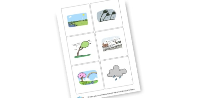 weather - display lettering - Weather Display Primary Resources,Weather,Display,Posters,Banners