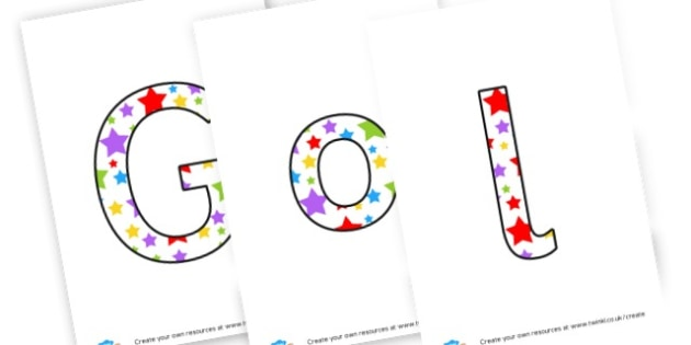 Golden Time - Display Lettering - Class Management Golden Time Primary Resources -  Primary Resourc