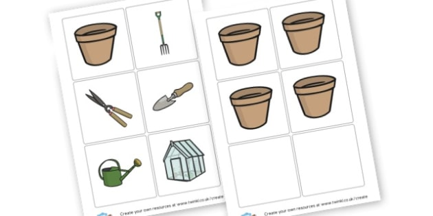 Gardening pictures - Gardening Clubs, Extra Curricular, Topic, Primary Resources