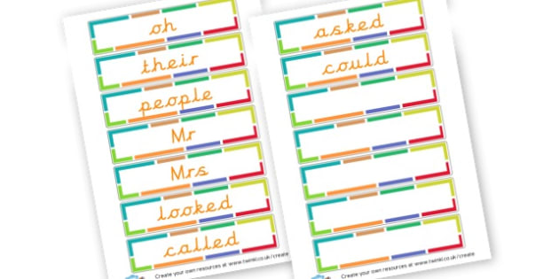 Phase 5 Keywords Cards - Phase 5 Visual aids Primary Resources, Phase One, Letters, sounds