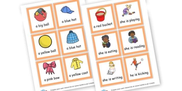 Intervention SALT - SEN Speech and Language Therapy Primary Resources -  Primary Resource