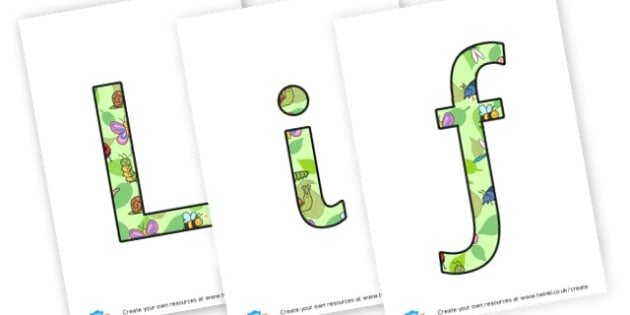Life Cycles - display lettering - Life Cycles Primary Resources, lifecyles, caterpillar, butterfly