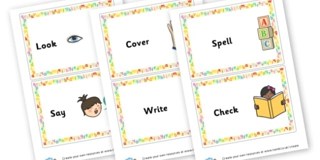 Spellings Strategies - Spelling Strategies Primary Resources, grammar, aids, handwriting