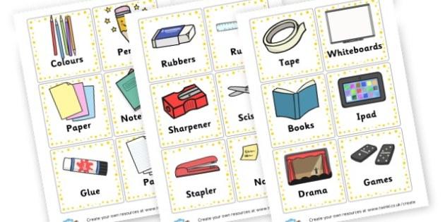 Classroom Equipments