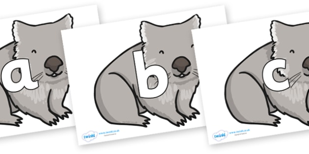 Phoneme Set on Wombat - Phoneme set, phonemes, phoneme, Letters and Sounds, DfES, display, Phase 1, Phase 2, Phase 3, Phase 5, Foundation, Literacy