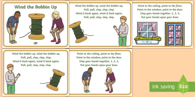 nursery rhyme sequencing cards pdf