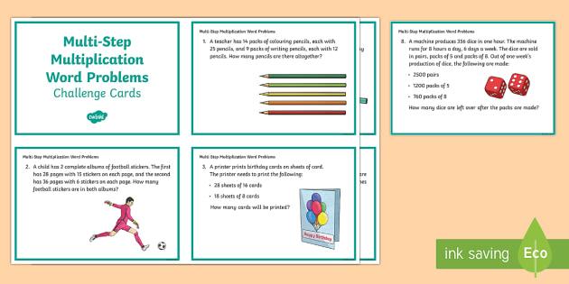 13+ Lovely 2 step word problems worksheets information