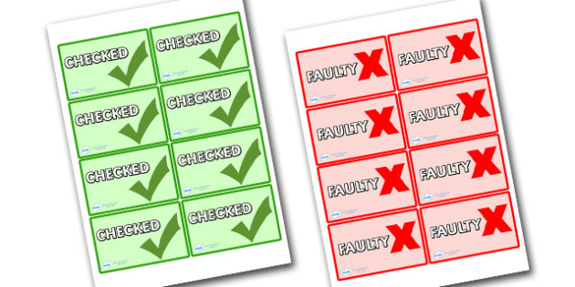 Food Production Quality Check Role Play Stickers - food production, quality check, role play quality check, roleplay, sticker, food production sticker