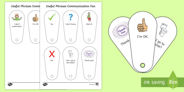 Fans • A Fun Teaching Aid Social Skills Role Play Cards