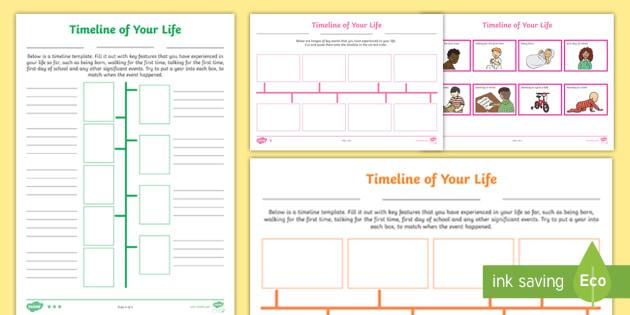life timeline differentiated worksheet worksheets timeline life uae. Black Bedroom Furniture Sets. Home Design Ideas