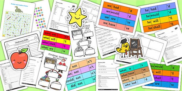 KS2 Homework Activity Pack - KS2, homework, home work, pack