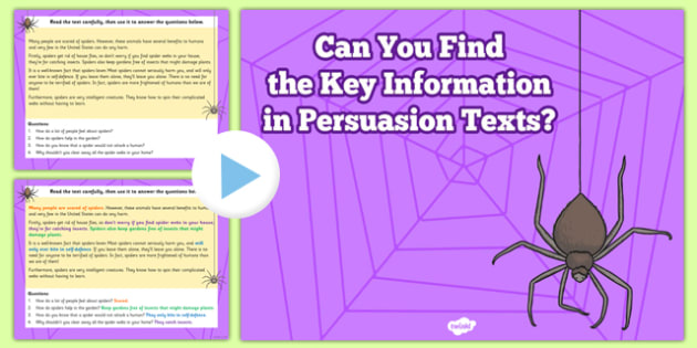 Retrieve and Record Information From Non Fiction Persuasion Texts Morning Work USA - Retrieve and Record, Persuasive text, morning work, US Resources, 3rd, 4th, 5th,