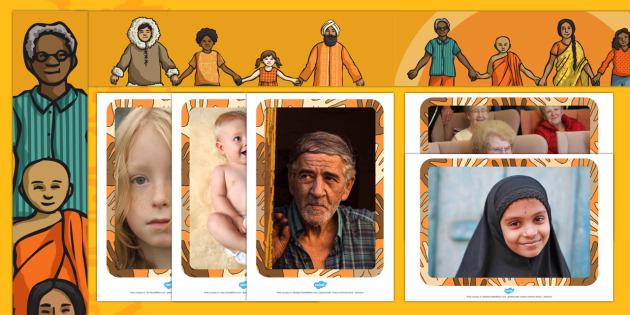 Harmony Photo Display Pack - Harmony Day, cultural, diversity, photos