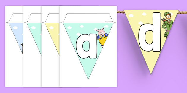Reading Den Display Bunting - reading den, display bunting, display, bunting