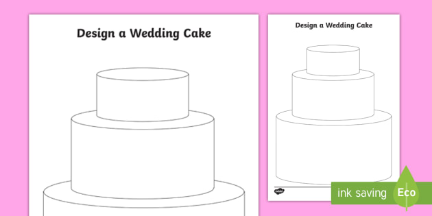 Design a Wedding Cake Wedding Weddings fine motor skills