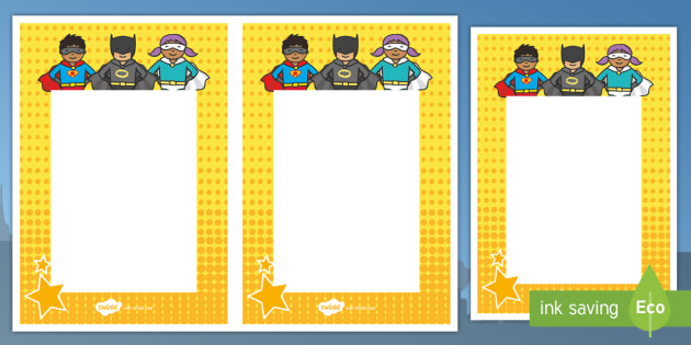 photo relating to Superhero Certificate Printable known as Superhero Awards and Certificates - Clroom Instrument - Twinkl