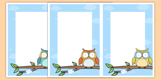 Superb Owl Themed Editable Notes - superb owl, editable notes, editable, edit, notes, super bowl