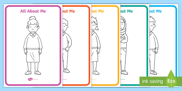 all about me - Ourselves & All About Me Primary Resources, body, hygiene, family