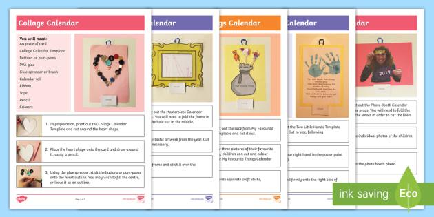 Calendar Ideas Twinkl : Calendar ideas eyfs activity pack