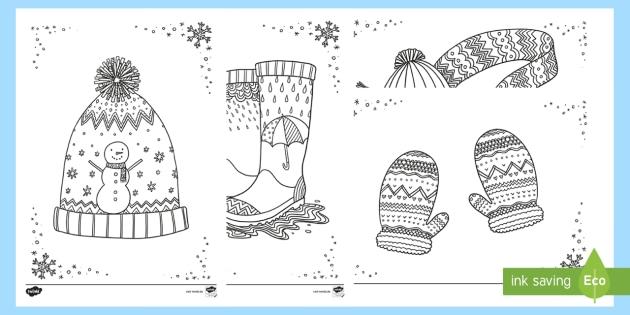 New Winterliche Ausmalbilder Zur Besinnung Winter Winterzeit