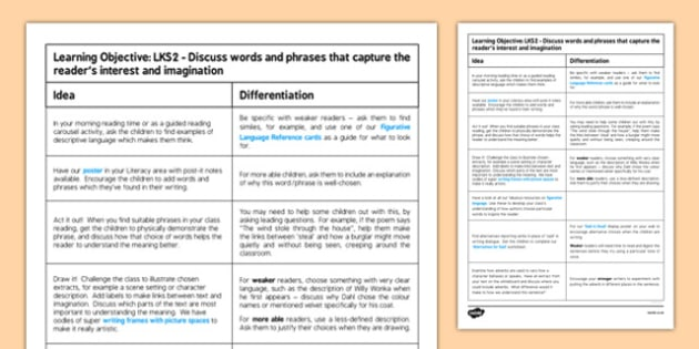 Discuss Words and Phrases That Capture the Reader - discuss, words, phrases, capture, attention, words and phrases