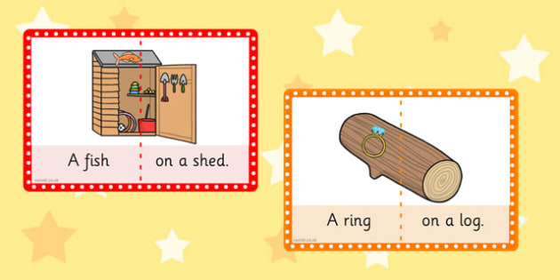 Stage 2 Phonics Picture Cards - stage 4, phonics, picture, cards