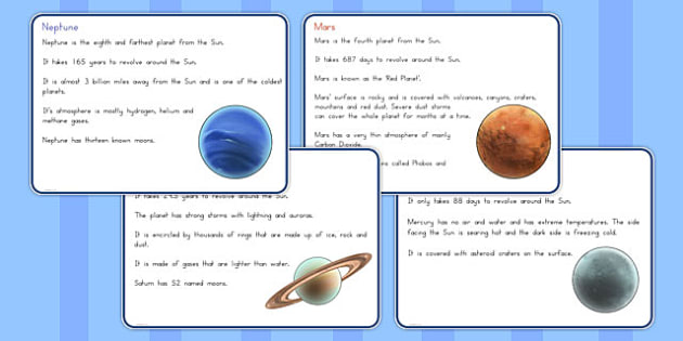Solar System Facts Display Posters - australia, solar, system