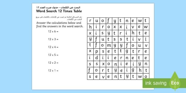 times sheet
