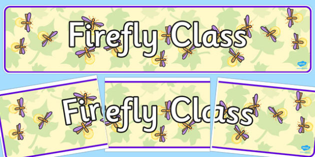 Firefly Class Display Banner - firefly class, display banner, display