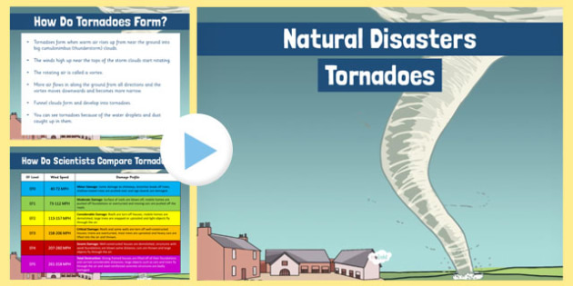 Australian Natural Disasters Powerpoint