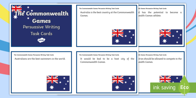 commonwealth games essay in english The gold coast 2018 commonwealth games (gc2018) will be the largest  sporting event australia will see this decade and the biggest sporting spectacular  the.