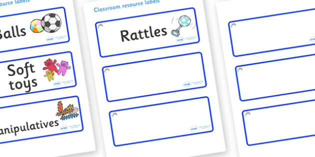 Bluebells Themed Editable Additional Resource Labels - Themed Label template, Resource Label, Name Labels, Editable Labels, Drawer Labels, KS1 Labels, Foundation Labels, Foundation Stage Labels, Teaching Labels, Resource Labels, Tray Labels, Printabl