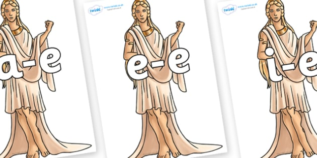 Modifying E Letters on Hera - Modifying E, letters, modify, Phase 5, Phase five, alternative spellings for phonemes, DfES letters and Sounds