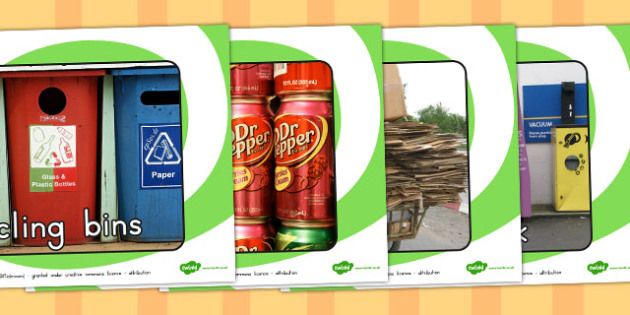 Recycling Display Photos - photo, displays, recycling, posters