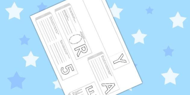 Year 5 Write Up Booklet Romanian Translation - romanian, year 5, write up