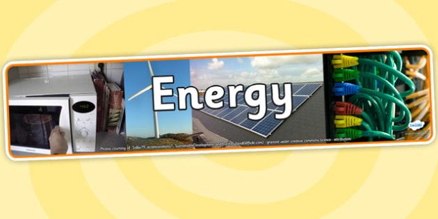 Energy Photo Display Banner - energy, photo display banner, photo banner, display banner, banner,  banner for display, display photo, display, images, photos