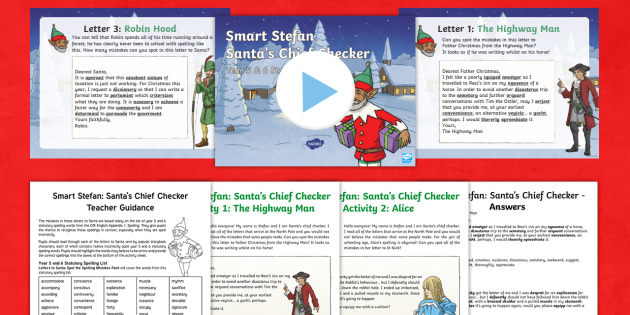 Uks2 letters to santa spot the spelling mistake resource pack uks2 letters to santa spot the spelling mistake resource pack uks2 spag spiritdancerdesigns Image collections