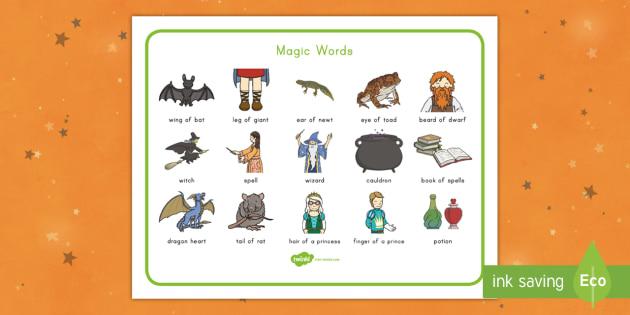 halloween magic word mat word mat writing halloween magic