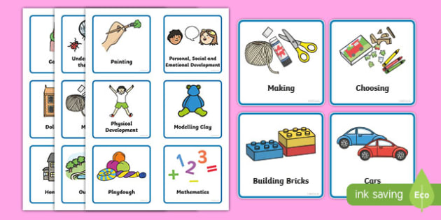 Visual Timetable Nursery/Early - Daily Routine, Visual Timetable, SEN, Daily Timetable, School Day, Daily Activities, Foundation Stage