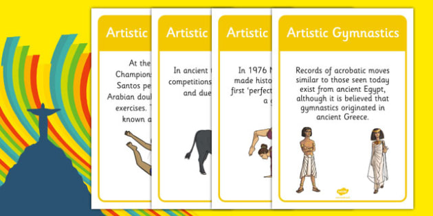 The Olympics Artistic Gymnastics Display Facts - olympics, rio 2016, artistic gymnastics, display facts