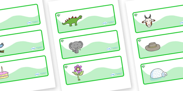 Emerald Themed Editable Drawer-Peg-Name Labels - Themed Classroom Label Templates, Resource Labels, Name Labels, Editable Labels, Drawer Labels, Coat Peg Labels, Peg Label, KS1 Labels, Foundation Labels, Foundation Stage Labels, Teaching Labels