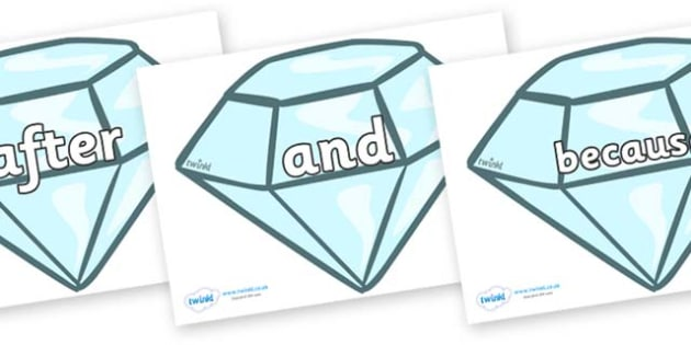 Conjunctions on Diamonds - Connectives, VCOP, connective resource