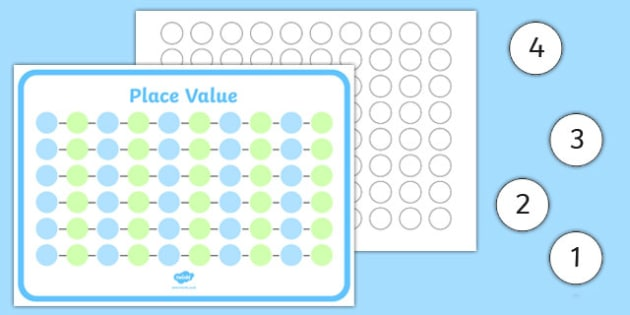 Editable Place Value Activity - KS1 Maths, year 2, y2, numeracy, place value, tens, ones, units, partition, partitioning,