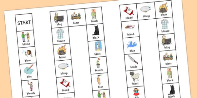 BL Board Game - bl sound, board game, board, game, activity, sound