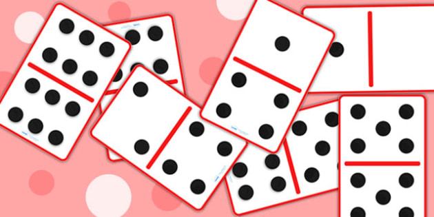 Ladybird Dominoes - what the ladybird heard, game