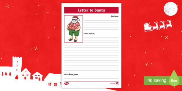 New zealand santa letter spiritdancerdesigns Image collections